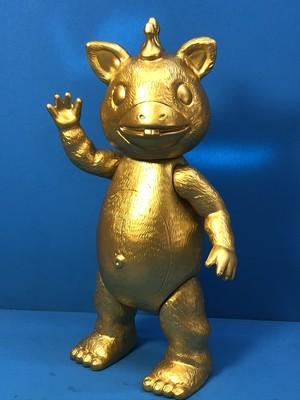 【スーフェス84・会場販売品】(通常品)快獣ブースカ スタンダード【黄金】