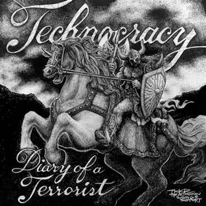 TECHNOCRACY - diary of a terrorist 12""