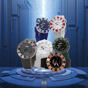 【I.T.A. アイティエー】DISCO VOLANTE ディスコ・ボランテ(グリーン)/国内正規品 腕時計