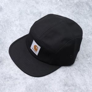 "【Carhartt WIP】 BACKLEY CAP ""Black"" カーハート ジェットキャップ ブラック"