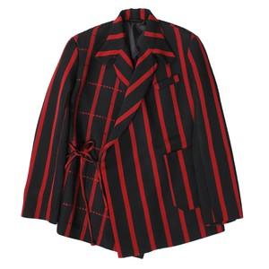 KENNETH IZE Stripe Jacket