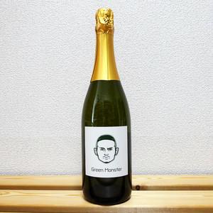 グリーンモンスター 緑川 創選手応援ボトル 白スパークリングワイン