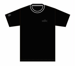 deli fu cious Tシャツ BLACK X DARKGRAY