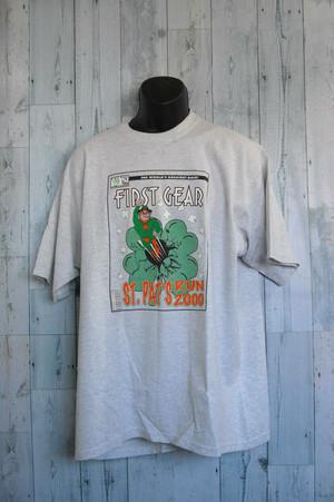 アメリカ輸入古着Tシャツ(St Patrick's DayTシャツ)RankC