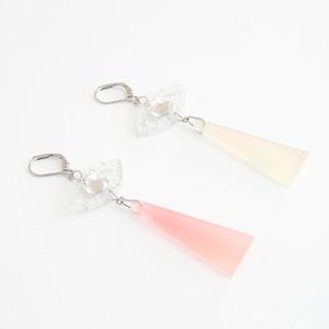 SHI★SEN pierces - water-pink -