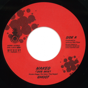 "NAKED / GHOST (7""EP)"