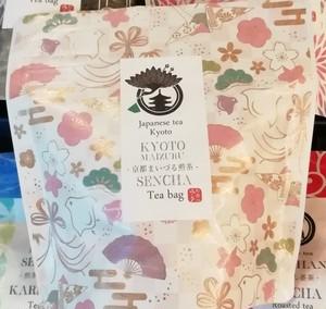 【いろどりシリーズ】京都舞鶴煎茶ティーバッグ