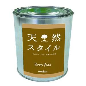 天然スタイル蜜蝋Wax 750ml