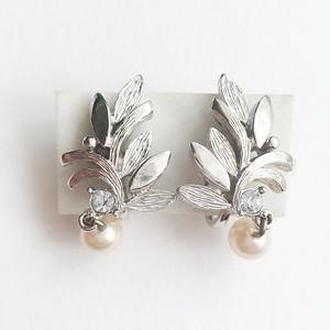 """AVON"" Gloriana earring[e-876]"