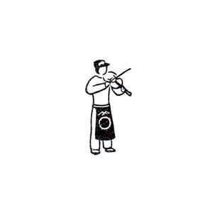 街は鳴る / ヴァイオリン(2) Music of the people / Violin (2)