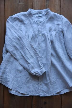 リネンオールドスタイルシャツ