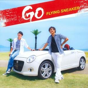 10枚セット送料お得 フライングスニーカー 第二弾CD+DVD 「GO」