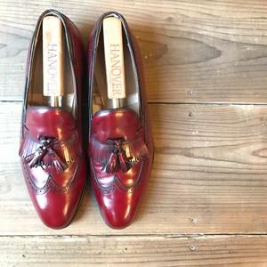 "Johnston&Murphy ""Aristocraft"" Tassel Loafer アメリカ靴"