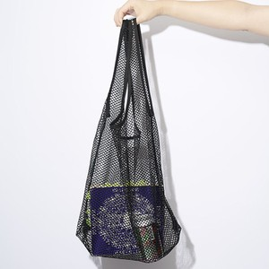 PARK DELI - MESH SHOPPER (Black)