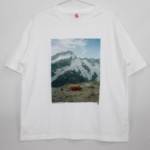 <予約販売> ERIKO NEMOTO x COFFEE SUPREME PHOTO T-shirts No.1 <Mueller Hut / New Zealand>