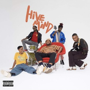 【CD】The Internet  - Hive Mind
