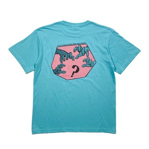 2021 S/S  A.N.D. GIVES YOU THE THINGS T / turquoise