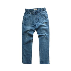 WEB STORE限定!!STRETCH DENIM EASY PANTS BW-303 NAVY
