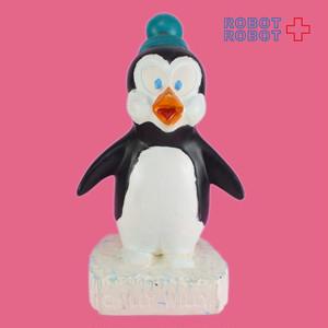 ペンギンのチリー・ウィリー 陶器フィギュア