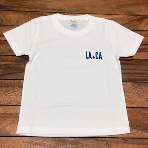 ★Kids★ LACA Tee - White
