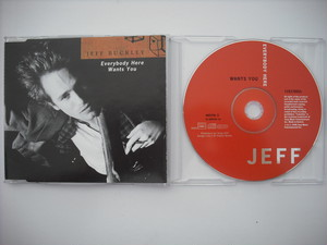 【CD single】JEFF BUCKLEY / EVERYBODY HERE WANTS YOU (4track)