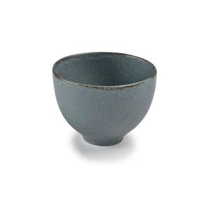 「翠 Sui」お茶碗 姫碗 直径10cm 空色ねず 美濃焼 288224