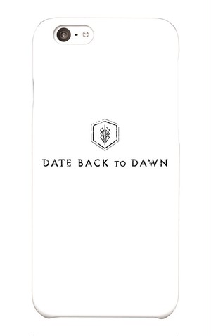 DATEBACKTODAWN iPhone6/6sケース White