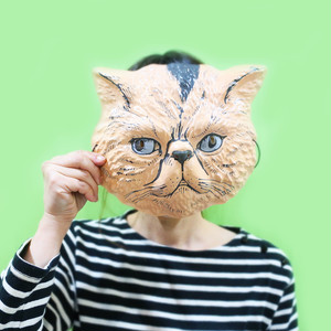 CAT MASK(Mia)