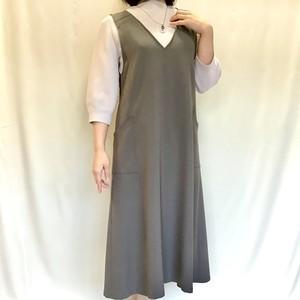 楽々 スタイリッシュ☆ジャンパースカート 【送料無料】