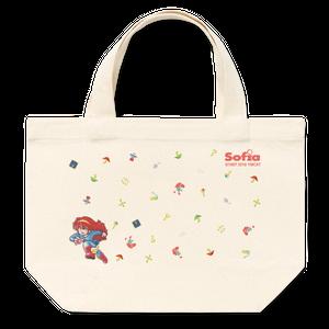 Sofia(ソフィア)パッケージイラスト&ドット絵・ミニトートバッグ【数量限定!!】