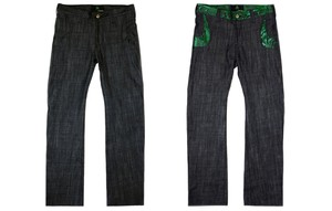 Mute Man (6pocket Denim Pants)