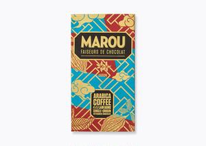 【MAROU】 ARABICA COFFEE & LAM DONG 64% オリジン・プラスチョコレート