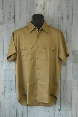 アメリカ輸入古着 ワークシャツ BIGMAC半袖☆アメカジ古着ファッション