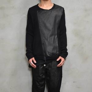 Cashmere Nocolor〈Black〉