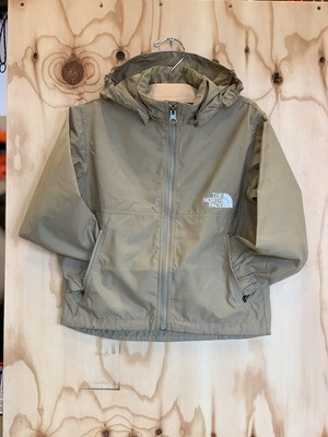 【KIDS】THE NORTH FACE COMPACT JACKET ケルプタン