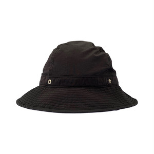 ROLL HAT -Black-