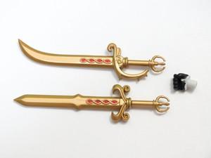 【718】 カムイ(女) 小物パーツ 剣2種 ねんどろいど