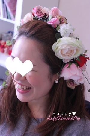 ◆レンタル 花冠