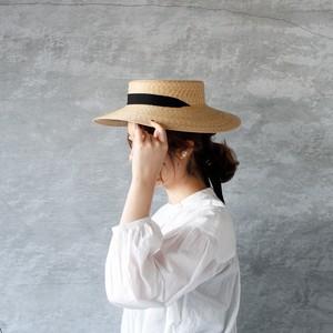 mature ha.(マチュアーハ)5mm braid straw hat middle2 送料無料