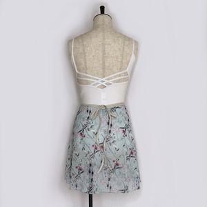 """❖""""Fiorina"""" Ballet Wrap Skirt - Spring Fever MINT [Sheer]( スプリングフィーバー・ミント [シアー])"""