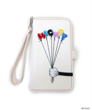 Disney / BALLOON MULTI CASE YY-D056 WH