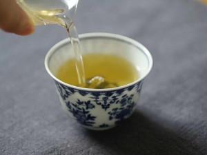 【中国茶・プーアル茶】2011年布朗喬木古樹プーアル茶 生茶 茶葉50g