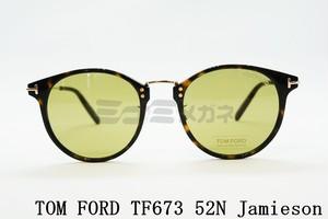 【正規取扱店】TOM FORD(トムフォード) TF673 52N Jamieson