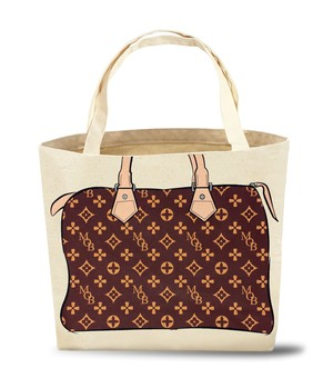 My Other Bag トートバッグ ZOEY TONAL BROWN
