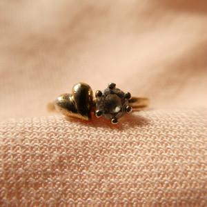 70s vintage silver ring シルバー925