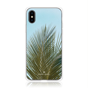 Smart Jewel-Crystal Smart Phone Case-Botanic-Celeste