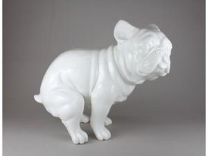 【限定生産】いきむ犬[bat ear]/Ginshari White(白)|FBL限定カラー