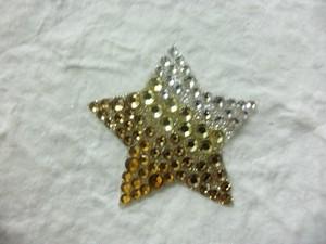 ユリシス3Dボディジュエル(ボディシール)星大