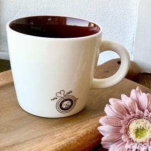 (白)オリジナルマグカップとDip Style coffee