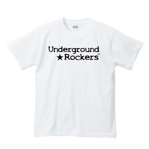 UGRロゴTシャツ(ホワイト)